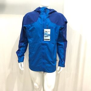 Outdoor Research Mens Blue Bolin Jacket